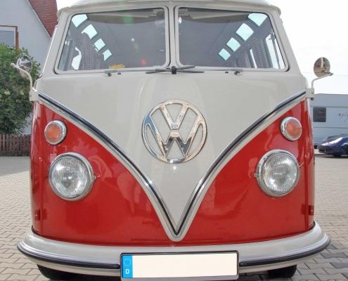 VW SAMBA BULLI - auch T1 genannt