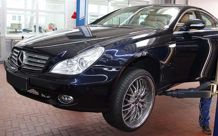 Mercedes-Benz CLS Wandler Automatik