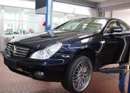 Mercedes Benz CLS, Automatikgetriebe