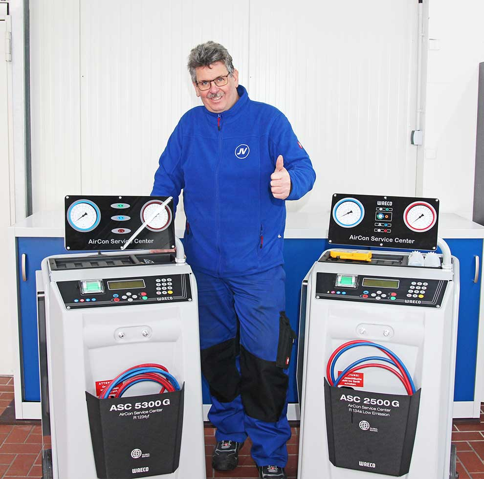 Klimaservice KFZ Meister Stephan Gundlach